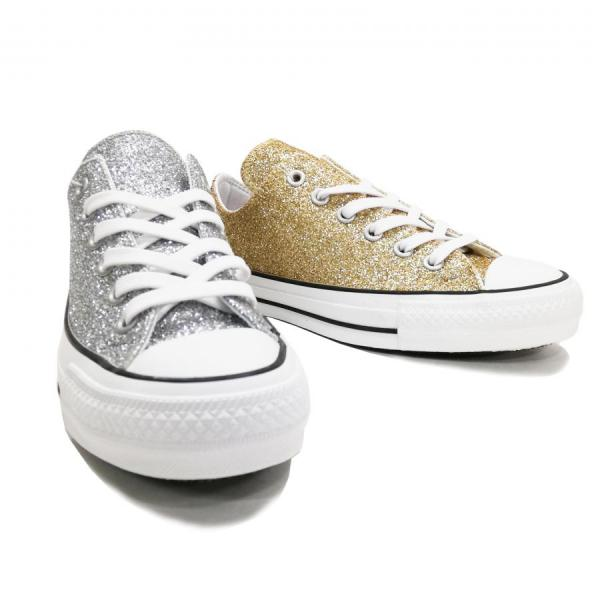 CONVERSE ALL STAR 100 GLITTER OX